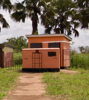 Tochi Primary School Toilet